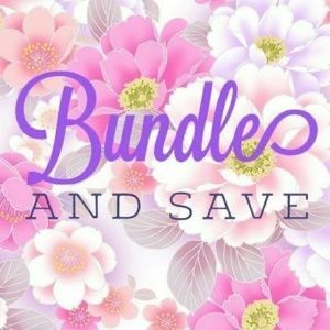 Bundle and save NOT FOR SALE